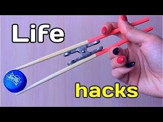 10 ЛАЙФХАКОВ / DIY, которые упростят вашу жизнь/Life HACKS/Tanya StreLove