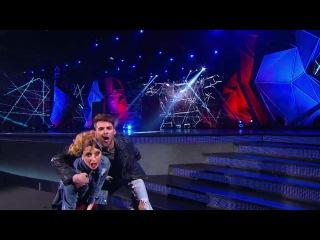 Танцы. Битва сезонов: Виталий Савченко и Екатерина Решетникова (Rihana – We Found Love) (серия 8)