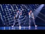 Танцы. Битва сезонов: Юлиана Бухольц и Jaja Vankova (серия 8)