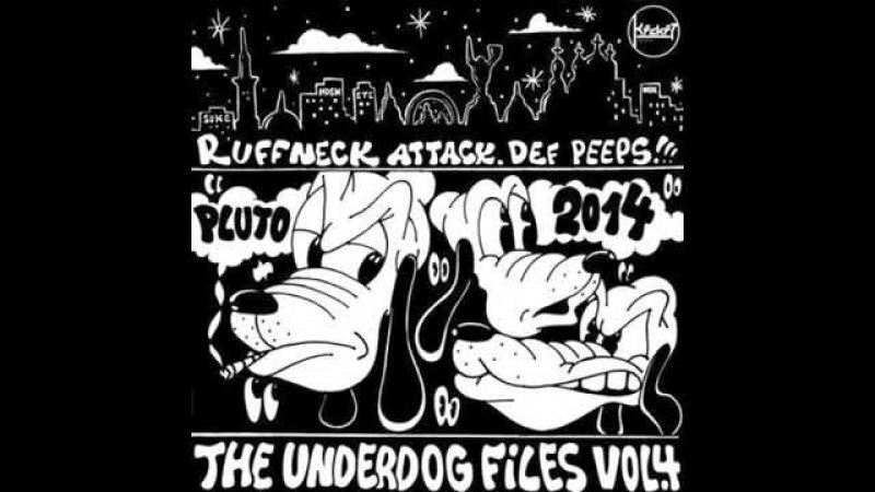 Pluto The Underdog Files Vol 4