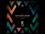 M.O.O.N. Pro feat. Katy Art - Sun Goes Down (MY remix) KudoZ Records Vocal Club Deep House 2016
