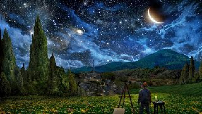 Nature Sounds Звуки природы Ночной лес Сон на природе и снятие стресса