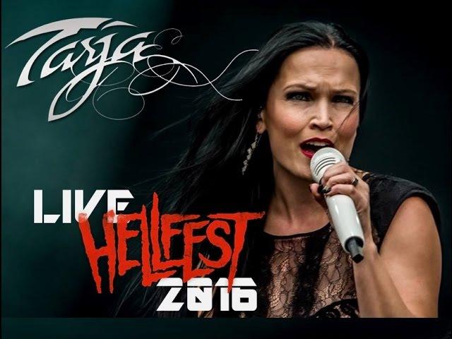 Tarja Turunen - Live HellFest 2016