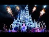 Frozen LIVE! - A Frozen Holiday Wish - Walt Disney World Magic Kingdom