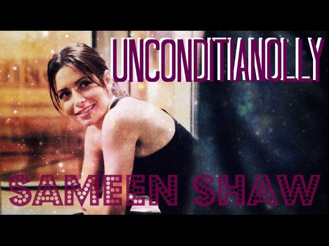 Sameen Shaw || Unconditionally || Person of Interest