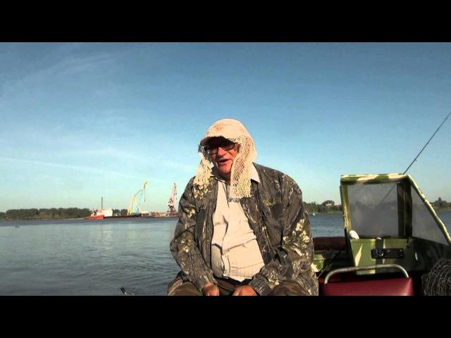 Астраханская рыбалка. Сезон мошки 04 06 2014г