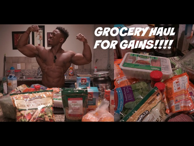 GROCERY HAUL FOR GAINS | HE GAVE ME WHAT?! | Rhode To Nationals Ep. 7