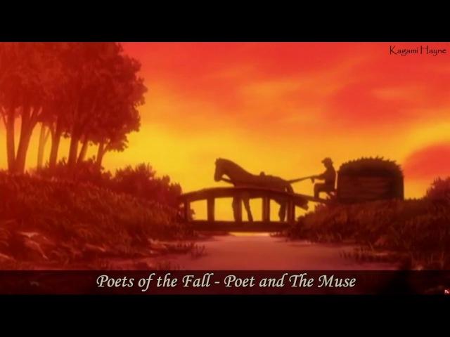 [HBD, Yuki Eiri] Poets of the Fall - Poet and The Muse перевод rus sub