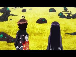 Sousei no Onmyouji / Twin Star Exorcists / Две Звезды Онмёджи - 40 серия [Озвучка: Shachiburi]