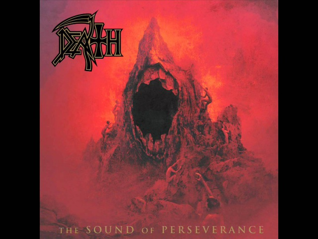 Death - The Flesh And The Power It Holds