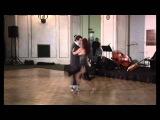 Lorena Gasse y Ariel Barrionuevo - La Cumparsita en Chicago Cultural Center