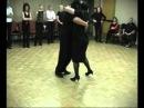 Gloria y Eduardo Arquimbau - Tango-milonga (Canyengue), 2003