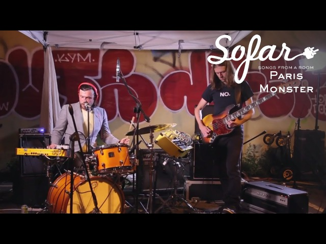Paris Monster - Moles Hot Canyon Air | Sofar NYC