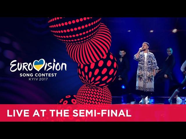 Monatik Spinning LIVE Opening Act Eurovision Song Contest 2017 first semi final смотреть онлайн без регистрации