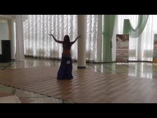Казанцева Мария Джаннат Губкин - 2016