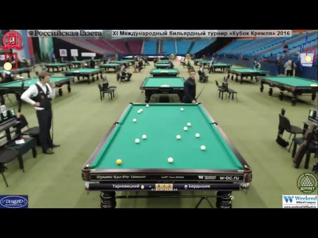 Международный бильярдный турнир «Кубок Кремля» 2016, мужчины. женщины. 24TV