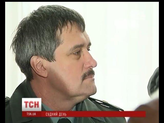 Розпочався допит головного підозрюваного у справі про збитий Іл 76 над Луганським аеропортом