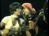 Joan Baez sings with Bob Dylan 1963, 1982