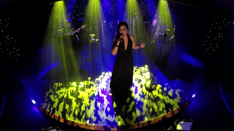M/S Insignia - Evening Show of Camila Barbosa de Andrade