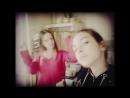Лиза Сабурова с Сашей Ашапатовой танцуют под СКРИЛЕКСА!!!!!!!!!!!!!!