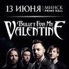 13.06 - Bullet For My Valentine в Prime Hall