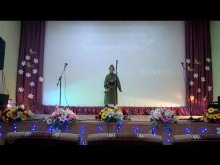 Ерёмина Алина, учащаяся школы №2 города Задонска исполняет песню