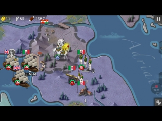 Battle of Empiers 1914-1919 12 Battle of Caporetto—BjsWWIEdition