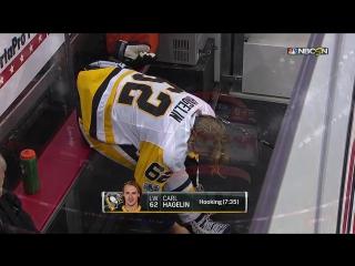 Овечкин делает дубль и 1000 очко в НХЛ ! И...Подпись Малкина_HD