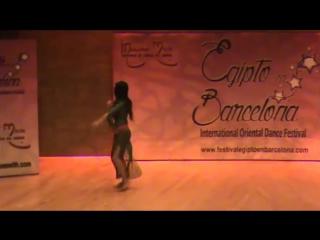 Angelina Oriental Baladi. Barcelona 2014 1110