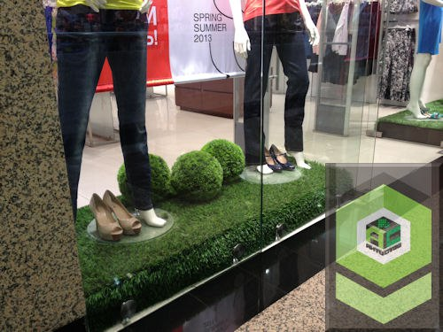Искусственная трава газон в Москве