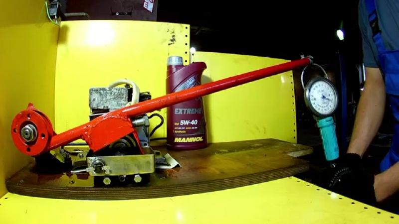 Какое авто масло хорошее проверка трением 7 motor oil 5w 40
