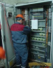 Электромонтаж в доме в Анапе