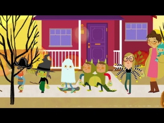 Goodbye, My Friends - Halloween Party Song - Super Simple Songs