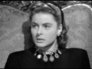 Дурная слава (Часть 2) / Notorious / 1946. Режиссер: Альфред Хичкок.