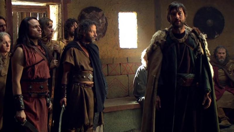 Римская Испания, легенда / Испания, легенда 2 сезон 2 серия озвучка