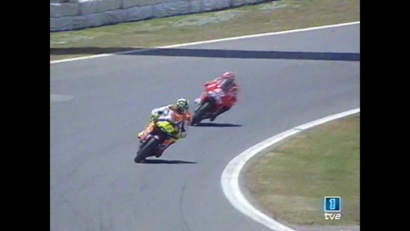 MotoGP 2003. Этап 6 - Гран-При Каталонии
