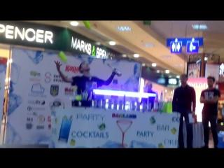 Всеукраинский чемпионат по миксологии и флейринг 18.05.16