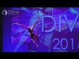 Pole Dance - Екатерина (дебют), хореограф Светлана Беляева танцевальная студия DIVA СПб