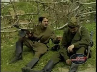 Planeta Parni İz Baku-İkinci dünya müharibəsində iştirak etmiş Azərbaycan Sovet əsgərlərin Alman Faşist əsirinə münasibəti