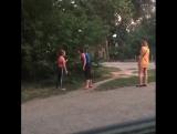 Битва проституток на Сейфуллина в Алматы за рабочее место!