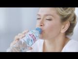 Вера Брежнева в рекламе воды «Святой источник» (Интеллект)