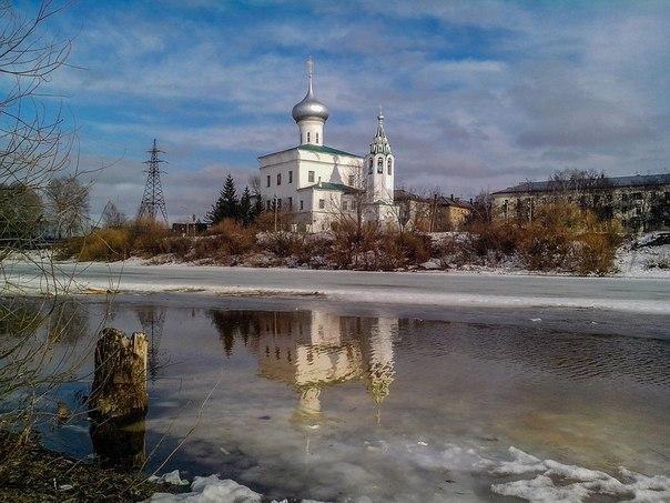 Река Вологда   Фото: Игорь Вологжанин