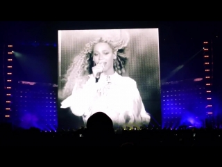 I'm Home Speech - Live In Houston (Formation Tour 2016)