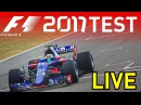 F1 2017 TEST LIVE 24/7 - Barcelona Testing [Teds NoteBook Live Here at 9pm] - F1 2017 Testing Day 1