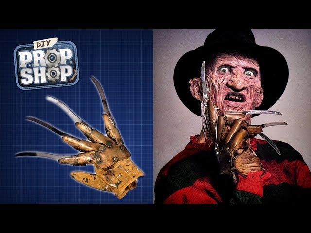 Freddy Krueger Hands - DIY PROP SHOP