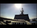 Shooting live Aster 15 missiles Exocet missiles from Saudi Arabia frigate La Fayette