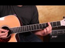 Bob Marley - Waiting in Vain - How to Play on Acoustic Guitar - Easy Acoustic Songs