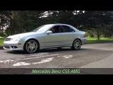 Infiniti G37 vs Audi S4 B7 vs BMW M3 E46 vs Mercedes Benz C55 AMG