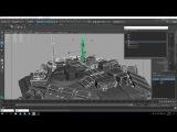 Tank rig part2: Treads improvements
