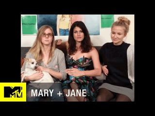 Mary + Jane | 'Talk Show' Part 7: Pre-Show w/ Special Guest | MTV
